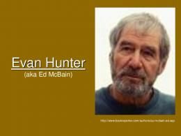 Evan Hunter
