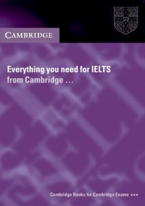 Everything you need for IELTS from Cambridge … - Assets