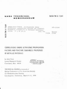 ex: ex - NASA Technical Reports Server (NTRS)