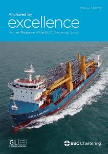 Excellence, 7th Edition - BBC Chartering