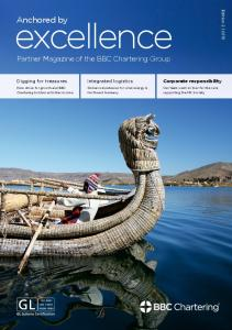 Excellence, 8th Edition - BBC Chartering