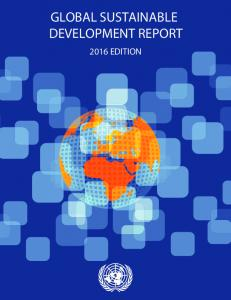 Executive Summary Booklet - Global SD Report 2016 - Sustainable ...