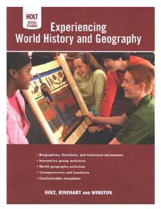 Global history and geography examination mafiadoc experiencing world history and geography mcdougal littell publicscrutiny Images