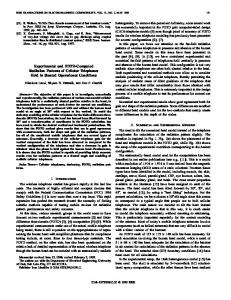 Experimental and FDTD-computed radiation ... - NC State University