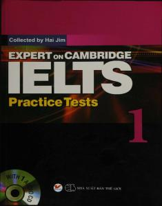 Expert on Cambridge Ielts 1: Practice Tests