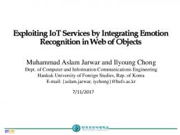 Exploiting IoT Services by Integrating Emotion ...