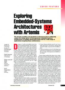 Exploring Embedded-Systems Architectures with ... - Semantic Scholar