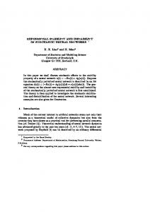 EXPONENTIAL STABILITY AND INSTABILITY OF STOCHASTIC ...