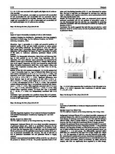 Expression of miRNA200a in Peritoneal Dialysis ...