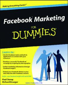 Facebook Marketing For Dummies pdf - WordPress.com