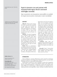 factors associated with higher mortality - Scielo.br