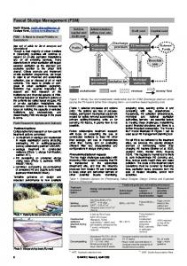 Faecal Sludge Management (FSM) - Eawag