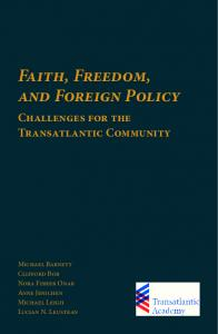 Faith, Freedom, and Foreign Policy - Robert Bosch Stiftung