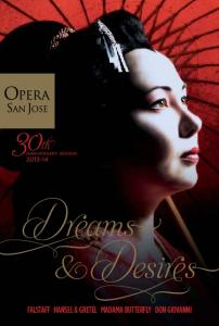falstaff hansel & gretel madama butterfly don ... - Opera San Jose