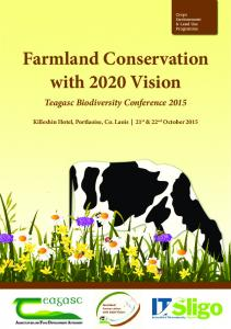 Farmland Conservation with 2020 Vision
