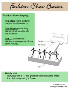 Fashion Show Runway Design Guide