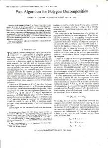Fast Algorithm for oy - UF CISE