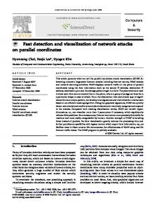 Fast detection and visualization of network attacks ... - Semantic Scholar