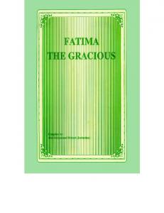 Fatima The Gracious - Play and Learn