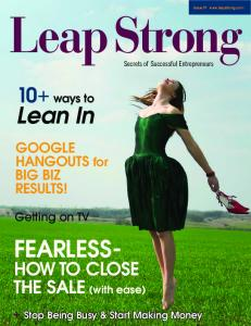 FEARLESS- - Leapstrong