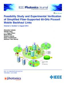Feasibility Study and Experimental Verification of ... - IEEE Xplore