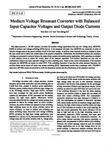 Feasible Performance Evaluations of Digitally-Controlled ... - KPubS