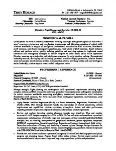 Federal Resume Sample Federal Prose
