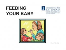 FEEDING YOUR BABY - Wellness Proposals