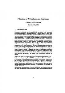 Fibrations of K3-surfaces and Belyi-maps