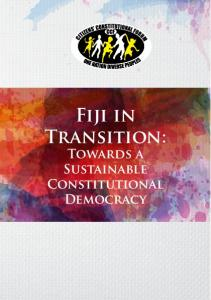 Fiji in Transition - SSRN papers