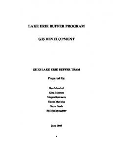 Final GIS Project Report