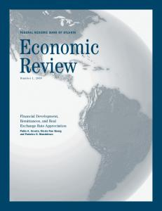 Financial Development, Remittances, and Real ... - Semantic Scholar
