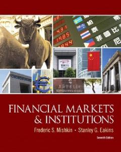 Financial Markets and Institutions (7th Edition). - eBooks