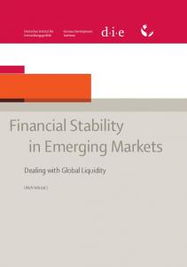 Financial Stability in Emerging Markets - Stephany Griffith Jones