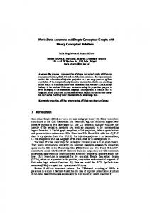 Finite State Automata and Simple Conceptual Graphs with Binary ...