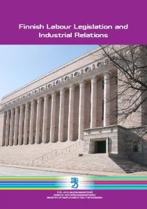 Finnish Labour Legislation and Industrial Relations - Expat Finland