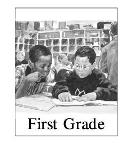 First Grade Reading and Writing Standards