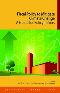 Fiscal Policy to Mitigate Climate Change