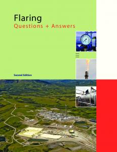 Flaring: Questions and Answers