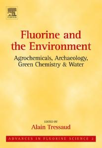 Fluoride Removal from Water Using Adsorption ...