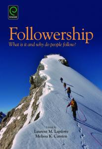 followership: what is it and why do people follow?