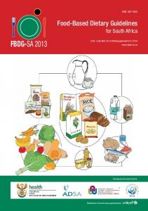 Food-Based Dietary Guidelines