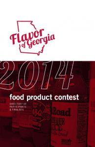 food product contest