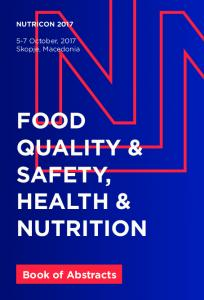 food quality & safety, health & nutrition