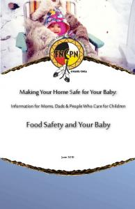 Food Safety and Your Baby