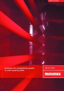 for reliable fire protection - Minimax