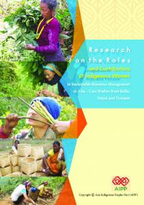 For Web_Research on the Roles.pdf - AIPP - Asia Indigenous Peoples