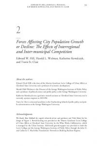 Forces Affecting City Population Growth or Decline - The American ...