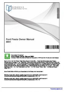 Ford rally manual free mafiadoc ford fiesta owners manual free user manual guide and fandeluxe Image collections