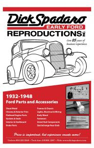 Ford Parts and Accessories